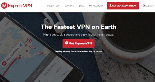 ExpressVPN Best VPN Provider