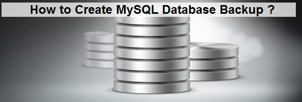 How to Create MySQL Database Backup