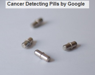 Cancer Detecting Pills