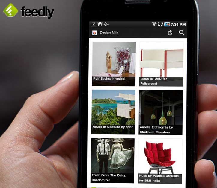 Feedly Best Android App