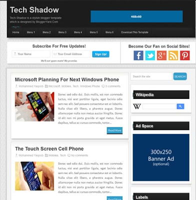 Tech Shadow