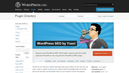 Yoast SEO Must Have WordPress Plugin