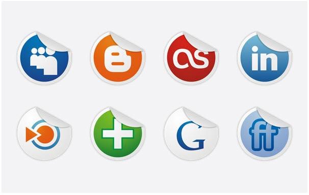 Free-Social-Icons-Set