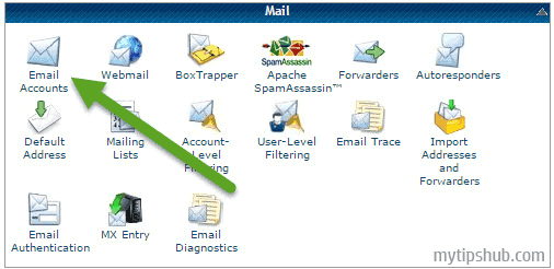 Hosting-Email-Accounts