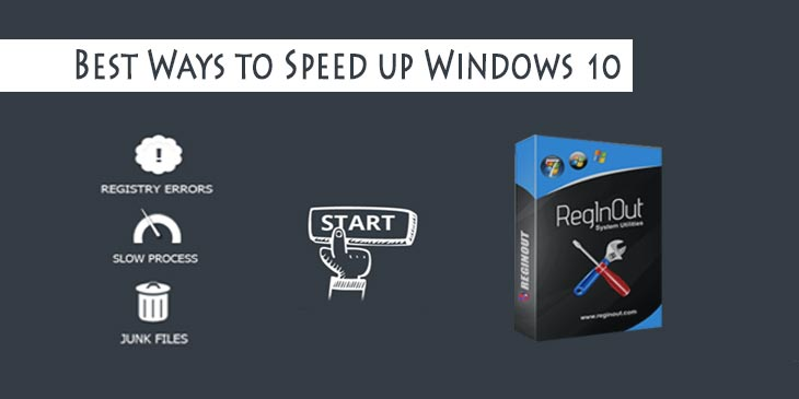 Windows 10 Speed Boosting Ways