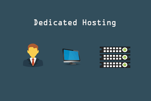 dedicated hosting image