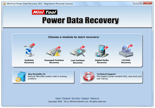 MiniTools-Power-Data-Recovery