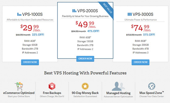 VPS InMotionHosting Black Friday 2016