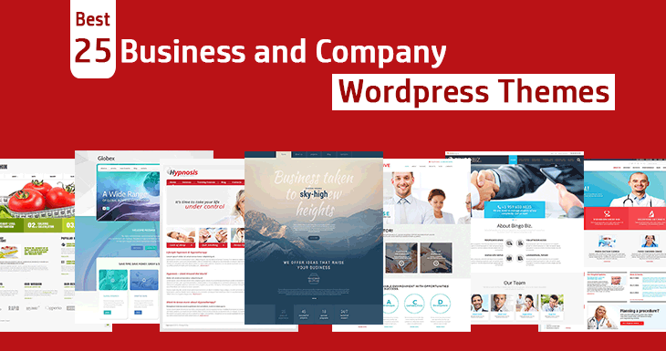 Wordpress Business Themes and Templates