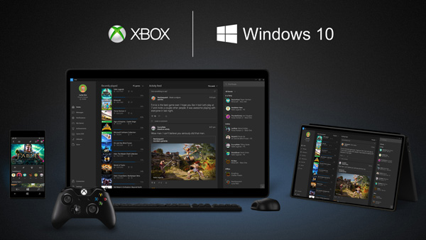 Builtin Xbox App Windows 10