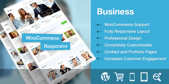 Business Theme by MyThemeShop