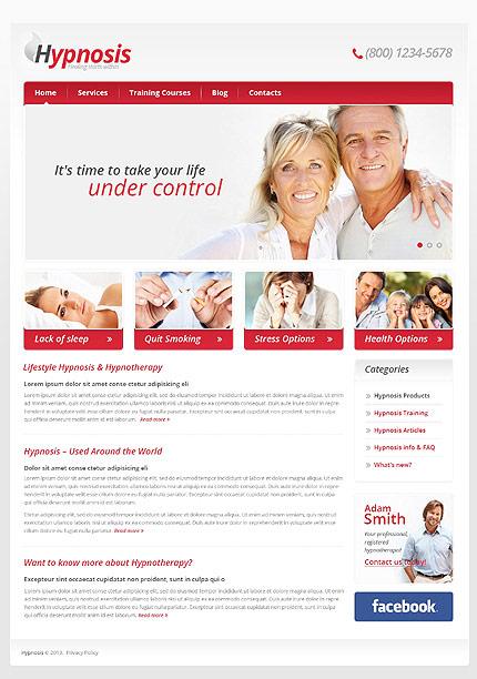 Hypnosis Medica WP Theme