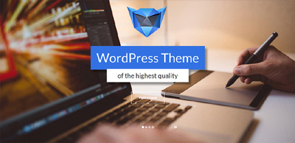 Monstroid best WordPress Theme