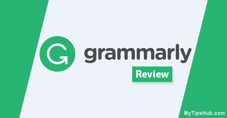 Specifications Grammarly Proofreading Software