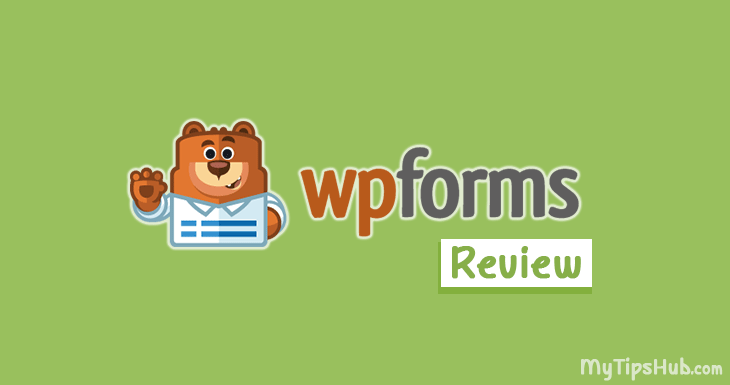 WPForms Review 2019