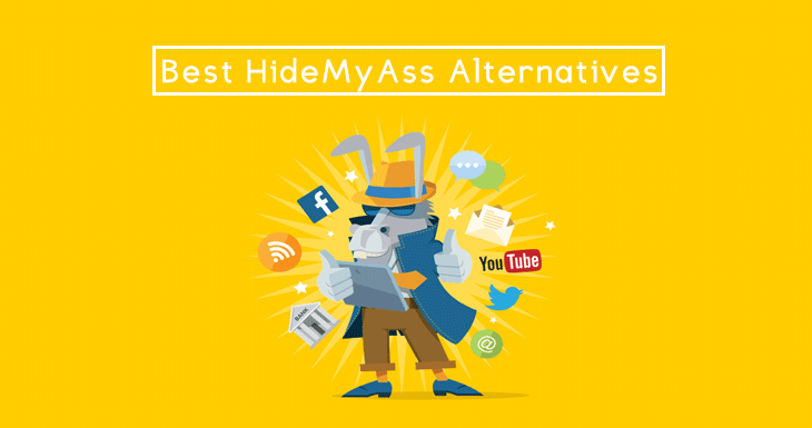 HideMyAss Alternatives 2019