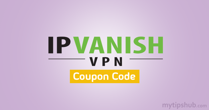 IPVanish Coupon Discount