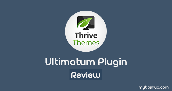 Thrive Ultimatum Review 2019
