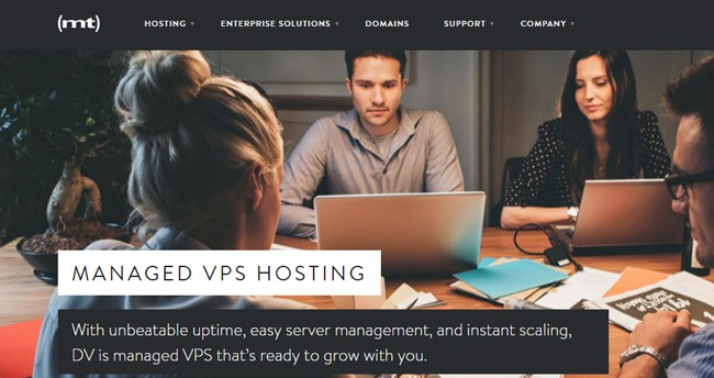 MediaTemple Top VPS Web Hosting