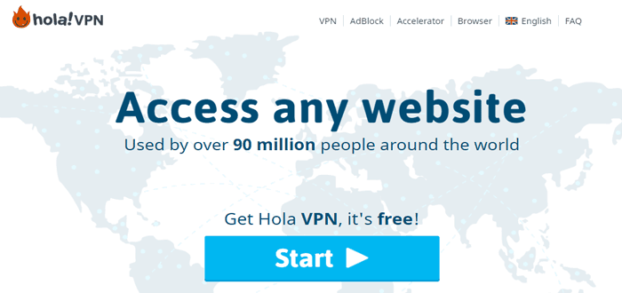Hola VPN for PC and Windows Users
