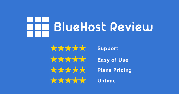 BlueHost Review 2017 Best Hosting for WordPress