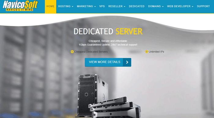 NavicoSoft Storage Provider