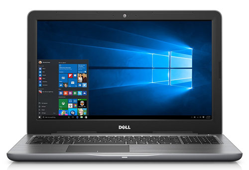 Dell Inspiron i5567 best laptop for writers 2019