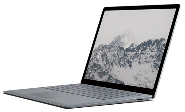 Microsoft Surface Best Laptop for Blogging