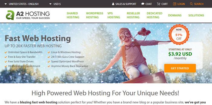 a2hosting alternatives to hostgator