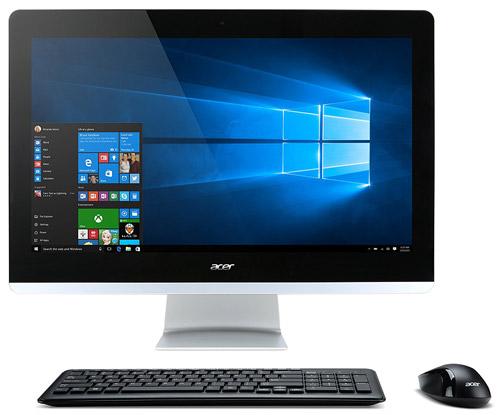 Acer Aspire AIO cad desktop