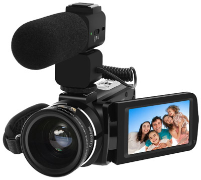 LAKASARA cheapest blogging camcorder