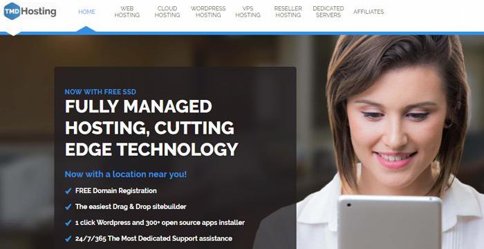TMDHosting fast ssd web hosting