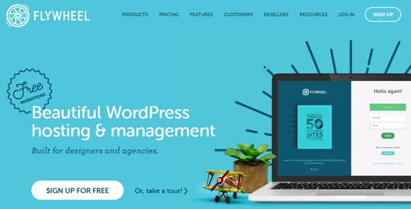 fastest web hosting for wordpress