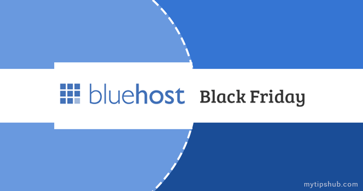 BlueHost Black Friday Cyber Monday Deals