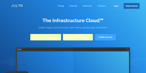 Vultr Cloud Hosting