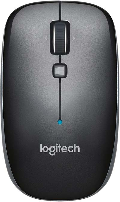 Logitech M557 Bluetooth CAD Mouse